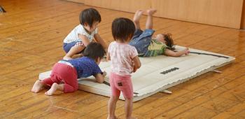 いぼばら乳児保育園写真