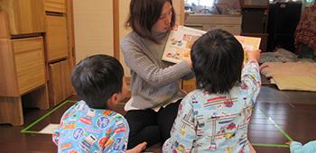 障害児通所支援施設きらら写真